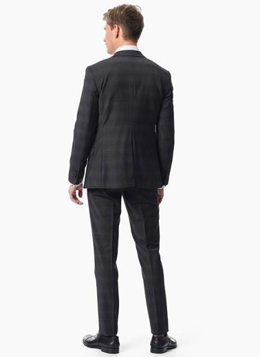NetWork Takım Elbise Kahve